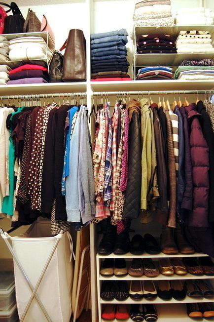 Organizing a Small Closet | Organizing a Small Space | Scoop.it
