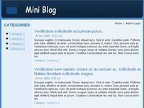 Mini blog , script de blog , Miniblog , logiciel de blog | Outils | Scoop.it