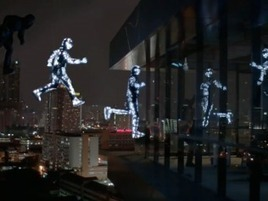 Ad of the Day: Lexus Puts On a Dazzling Light Show With Aerial LED Stuntmen | I Wish I Thought Of That! | Scoop.it
