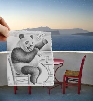 Taking a Look at Ben Heine | artsnapper | Cris Val's Favorite Art Topics | Scoop.it