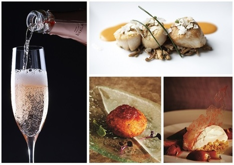 Celebrate Valentine's Day at London's most romantic restaurant | Food and Drinks | Scoop.it