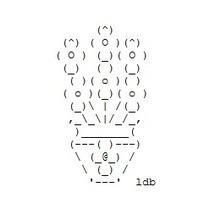 Create Your Own ASCII Art to Illustrate Your Blog or Website | ASCII Artist | ASCII Art | Scoop.it