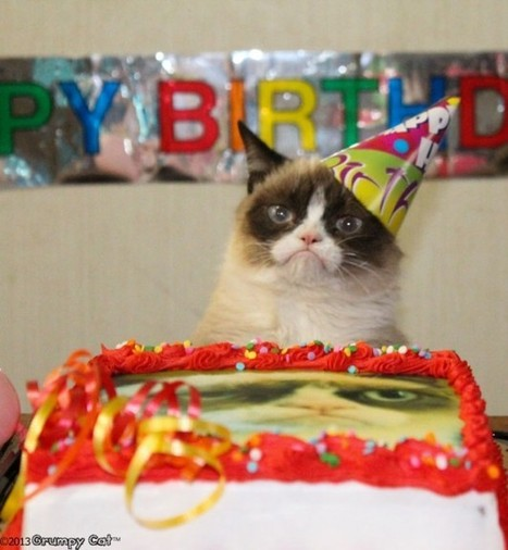 Happy Birthday! Balloons, Cake and Email - Business 2 Community   Digital-News on Scoop.it today   Scoop.it