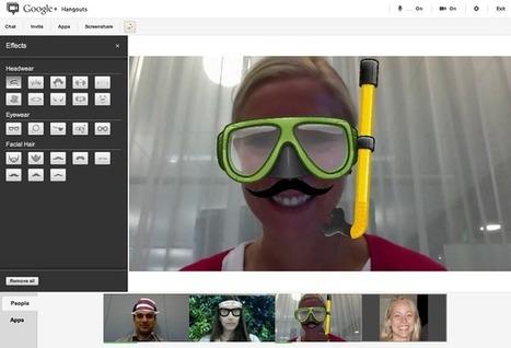 Google+ presenta aplicaciones para Hangouts « Omicrono | Para saber + sobre Google + | Scoop.it