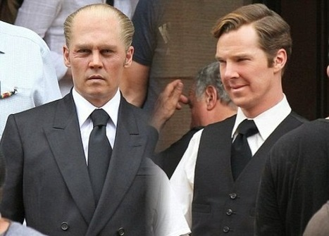 Black Mass Starring Johnny Depp and Benedict Cumberbatch Gets Release Date For September 2015! | Celeble.net | Entertainment News | Scoop.it