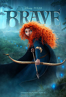 A Warrior Princess and her Mom at Loggerheads, in an Adorable New Brave Clip | Animation News | Scoop.it