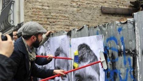 "La street art a Istanbul ""fa sorridere"": il progetto Inside Out di Jr ... - Artsblog.it (Blog) | STEFANO DONNO GLOBAL NEWS 2 | Scoop.it"