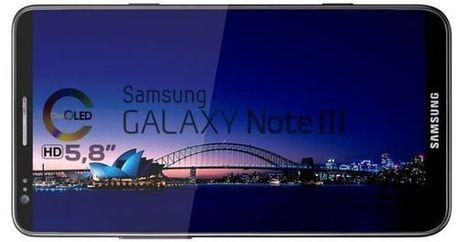 Samsung GALAXY Note 3 comes without fingerprint sensor   Mobile Technology   Scoop.it