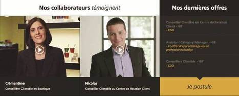 Nespresso France lance son site de recrutement | veronique.audemard@contact.asso.fr | Scoop.it