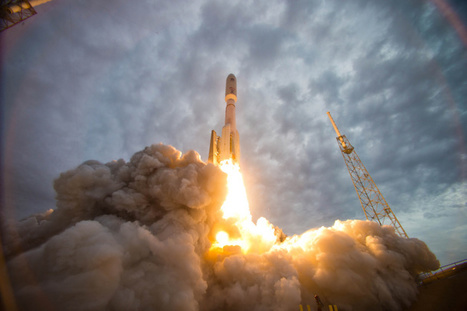 Startups Rocket To The Front Of The SpaceRace | More Commercial Space News | Scoop.it