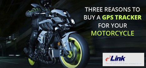 Three Reasons to Buy a GPS Tracker for Your Motorcycle | annihankk - Links | Scoop.it