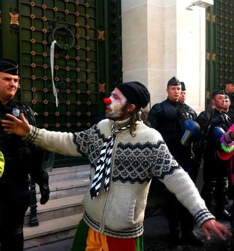 Le PDG de la BNF en cravate | #marchedesbanlieues -> #occupynnocents | Scoop.it