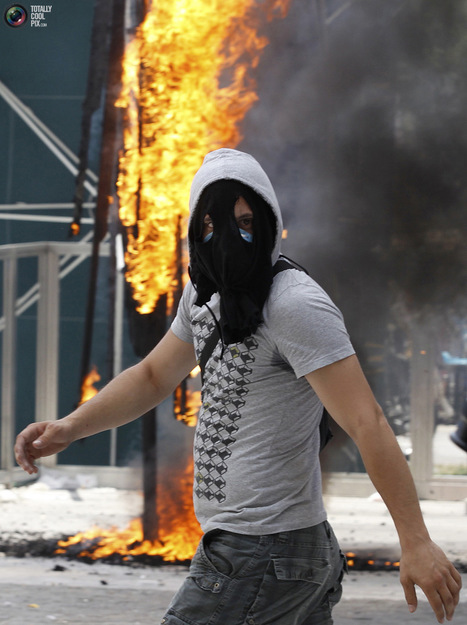 Riots In Greece | Photojournalism - Articles and videos | Scoop.it