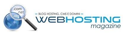 Web Hosting Magazine | News e focus su Hosting, VPS, Domini e Server | Web Hosting per Tutti | Scoop.it