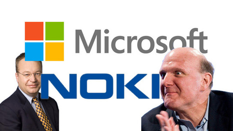 Why Microsoft Bought Nokia (And What It Means For You) | ICT at IMCC | Scoop.it