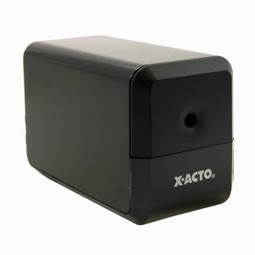 X-Acto Electric Pencil Sharpener (1818) Review | Best Electric Pencil Sharpener Reviews | Scoop.it
