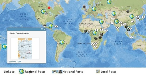 'Geography Education' posts Geo-coded | Developing Spatial Literacy | Scoop.it