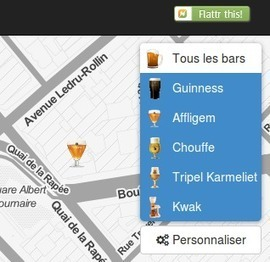 OpenStreetMap | Journal de OpenBeerMapContributor | #OpenBeerMap a 1 an ! | Cartographie collaborative | Scoop.it