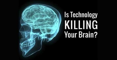 Is Technology Killing Your memory? - Socks On An Octopus | SOAO Science And Tech | Scoop.it