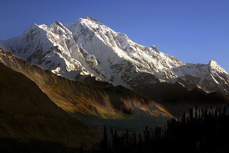 Smokey Rakaposhi Mountain (7788 meters) | Tourism in Pakistan | Scoop.it