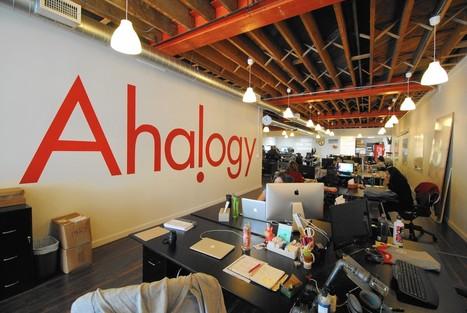 Marketing start-up Ahalogy pins its future on Pinterest - Los Angeles Times | B2B Marketing | Scoop.it