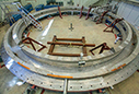 Muon g-2 storage ring starts a new life - CERN Courier | Nuclear Physics | Scoop.it