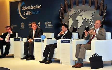 3 Takeaways From The Global Education And Skills Forum - Edudemic | hobbitlibrarianscoops | Scoop.it