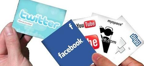 ¿Qué red social elegir para nuestra empresa? | PYMOS GES | Scoop.it