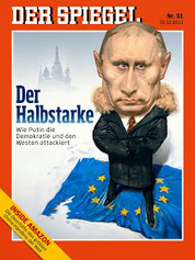 Yannick Harrel / Янник Xаррель Cyberstratégie Est-Ouest / Киберстратегия Восток-Запад: 2013 : année Poutine   ExMergere   Scoop.it
