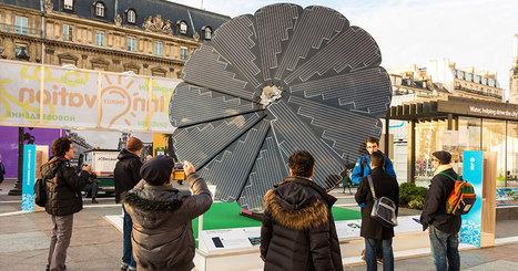 Voici Smartflower, le panneau solaire intelligent qui va révolutionner les énergies renouvelables   Tous pour un : le DD au coeur de notre société   Scoop.it