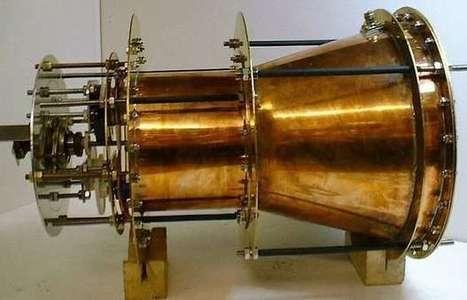 Le propulseur EM Drive, digne de Star Trek, promet Mars en 70 jours. Une farce ?   Engineering, basic research,and  technology transfer   Scoop.it