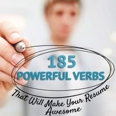 185 Powerful Verbs That Will Make Your Resume Awesome | The Daily Muse | My Career Explorer | Scoop.it
