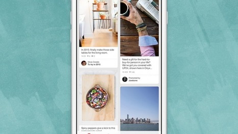 Pinterest's Daily User Count On The Rise - WebProNews | Pinterest | Scoop.it