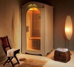Differences Between an infrared Sauna and a Steam Bath   Sauna King   Scoop.it