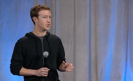 Facebook prédit la fin de l'écrit au profit de la vidéo   Les stats de Mirem !   Scoop.it
