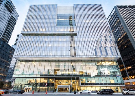 2013 SCUP/AIA-CAE Excellence in Architecture for a New Building, Honor Award, John Jay College of Law | SCUP Links | Scoop.it