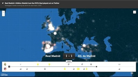 Brazil v Croatia: how the inaugural match played out on Twitter | Feed | Scoop.it
