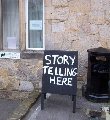 Storytelling a Start to Engaging Action, not the End | Just Story It | Scoop.it