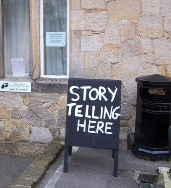 Storytelling a Start to Engaging Action, not the End | Just Story It! Biz Storytelling | Scoop.it