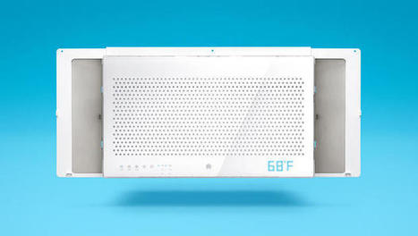Aros: A Smart Thermostat And An Air Conditioner In One | The SmartHome | Scoop.it