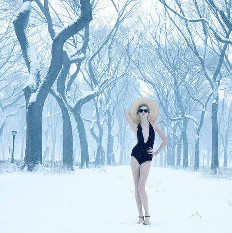 From the Archives: Winter in Vogue - Vogue Daily | tricky fashion | Scoop.it