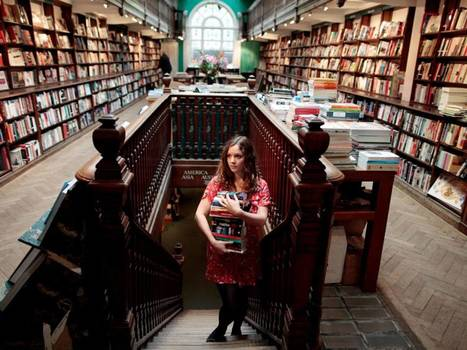 How bookshops could be happy ever after: ebooks could provide new revenue stream | Library Corner | Scoop.it