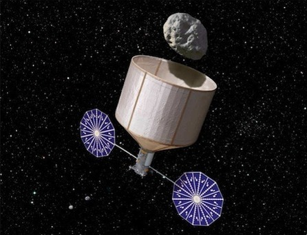 New Study Says Asteroid Retrieval and Mining Feasible With Existing and Near-Term Technologies - Parabolic Arc | Space matters | Scoop.it