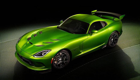 New Viper Sports Car Looks Like A Hulk Mobile | My Dream Garage | Scoop.it