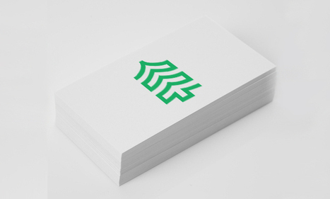 Reforestación Extrema - Business Card Design Inspiration | Card Nerd | Permacultura | Scoop.it