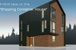 All-in-One Ecopak House Incorporates its Own Shipping Container ... | Container houses | Scoop.it