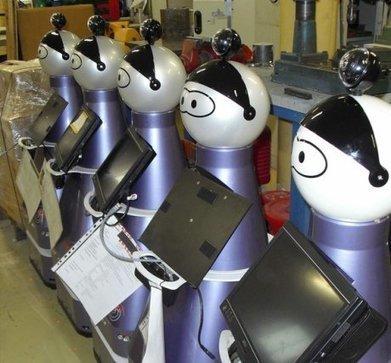 Robots d'assistance : le match franco/français est lancé | Des robots et des drones | Scoop.it