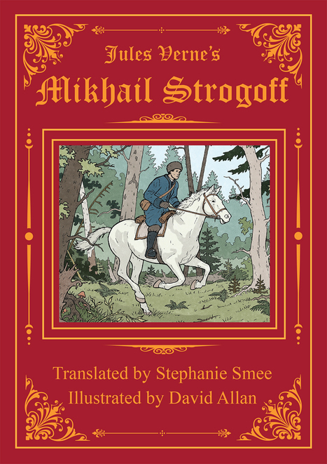 Australia : launch of Jules Verne's Mikhail Strogoff | Jules Verne News (english) | Scoop.it