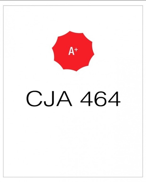 CJA 464 Week 4 Discussion Questions | UopGuide.com | Scoop.it