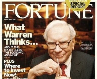 How One Nonprofit Got Warren Buffet to Invest through Crowd Fundraising - Clairification | We're in Business | Scoop.it